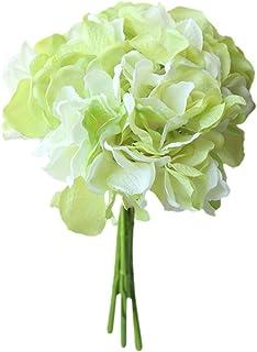 Artificiales tulipanes flores reales falsas para decoración de boda del partido del hotel en casa naranja Jardín Interior Oficina Decorativa Casa Artificiales plantas manualidades Bodas Fiestas Jodier
