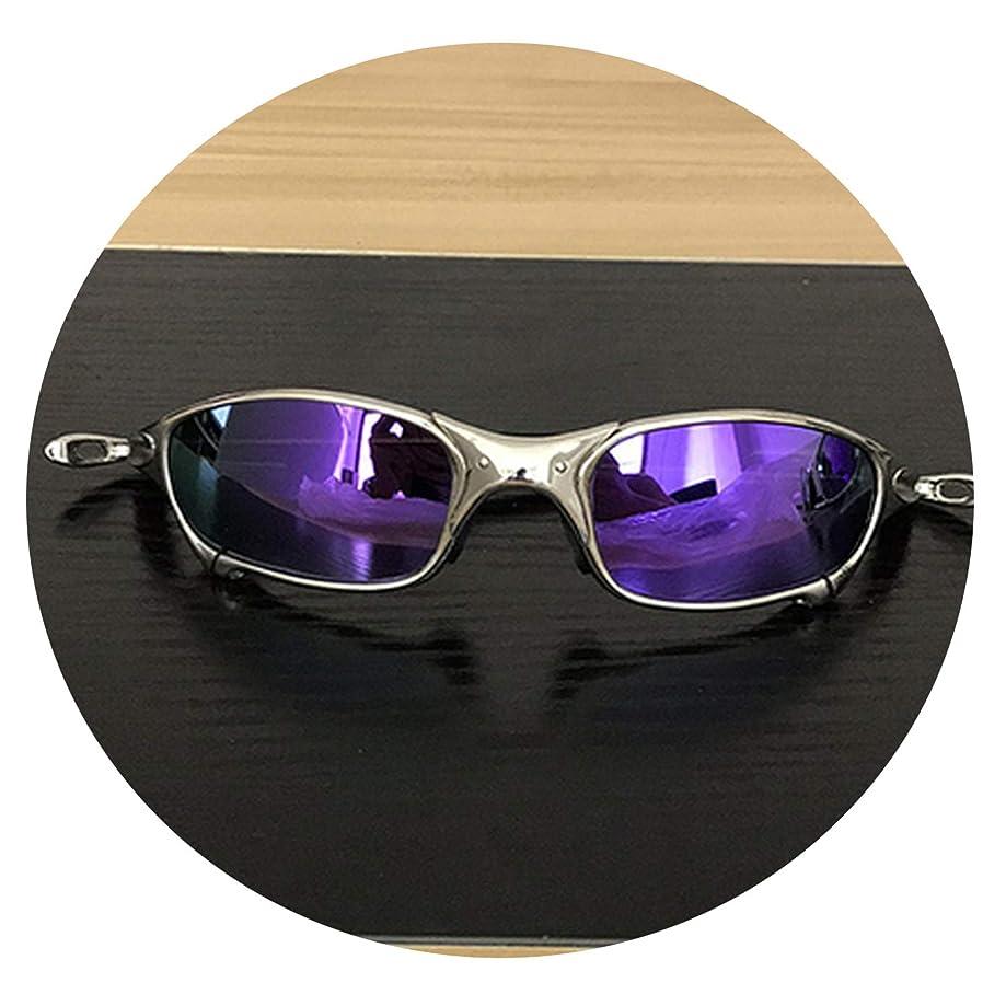 Polarized Cycling Glasses Alloy Frame Sport Riding Bike Goggles Eyewear oculos de ciclismo gafas CP003-5