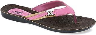 PARAGON Women Pink Flip-Flops-4 UK (35.5 EU) (A1PU7070LPPNK00004G199)