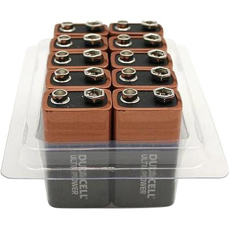 Duracell Alkaline 9v Non Rechargeable Batteries Elektronik