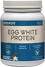 flavored liquid egg white protein