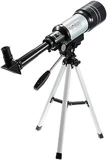 Professional Monocular Astronomical Telescope - Outdoor Telescope Refractive Space Monocular F30070M 150X Travel Spotting ...