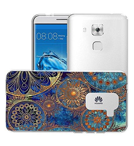 FoneExpert® Huawei Nova Plus Tasche, Ultra dünn TPU Gel Hülle Silikon Case Cover Hüllen Schutzhülle Für Huawei Nova Plus - 2