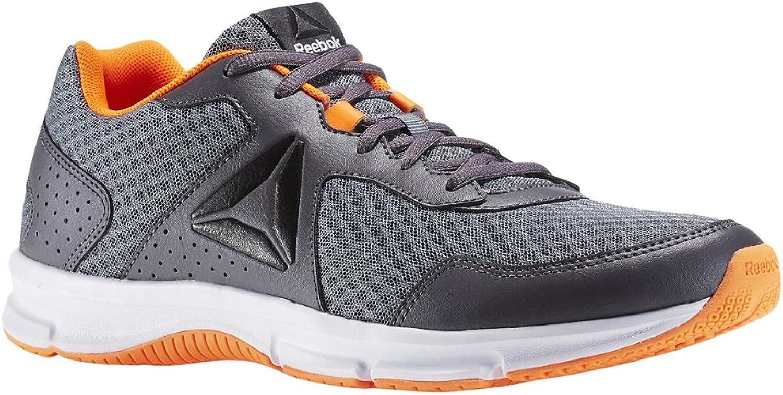 Reebok Men's Express Runner Sneaker Black