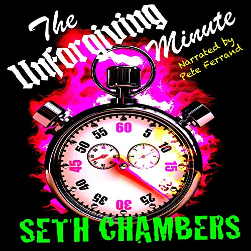 Couverture de The Unforgiving Minute