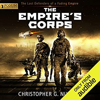 The Empire's Corps                   By:                                                                                                                                 Christopher G. Nuttall                               Narrated by:                                                                                                                                 Jeffrey Kafer                      Length: 15 hrs and 32 mins     288 ratings     Overall 4.4