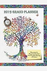 2019 Grand Planner Paperback