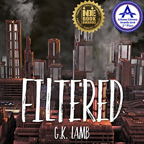 Filtered audiobook cover art