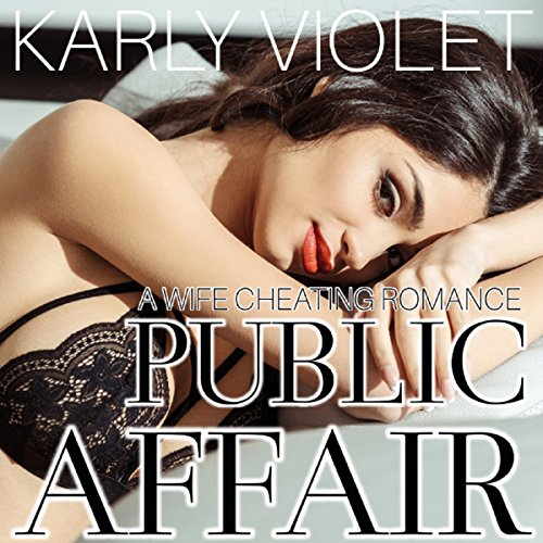Public Affair audiobook cover art