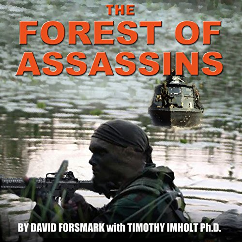 The Forest of Assassins audiobook cover art