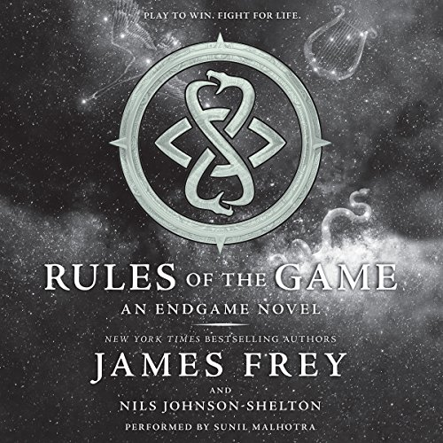 Endgame: Rules of the Game audiobook cover art