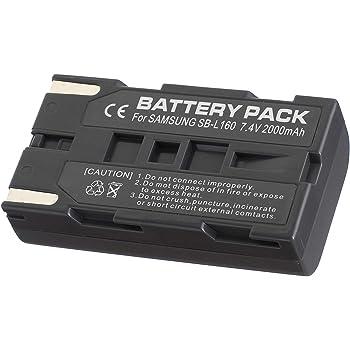 SC-L710 SC-L770 Digital Video Camcorder SC-L750 Battery Charger for Samsung SC-L700