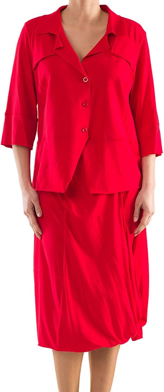 La Mouette Women's Plus Size Cotton Cardigan - Available Sizes: 14, 16, 18, 20