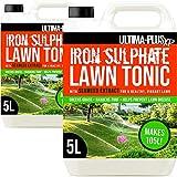 Best Lawn Fertilizers - Ultima-Plus XP Iron Sulphate Lawn Tonic Liquid Fertiliser Review