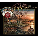 2021 Terry Redlin MASTER OF MEMORIES Special Edition Deluxe Wall Calendar