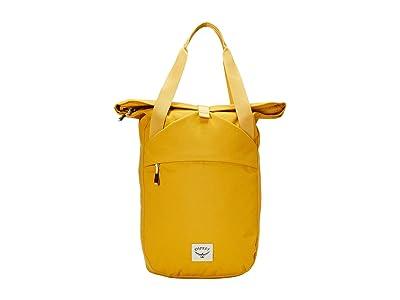 Osprey Arcane Tote Pack (Honeybee Yellow) Backpack Bags