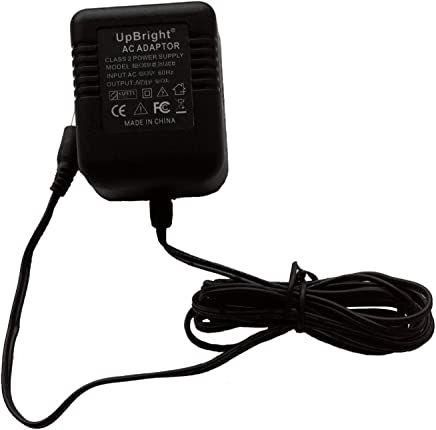 Generic AC//DC Adapter Charger Cord Plug For Sony Model AC-ES8010 AV Power Supply