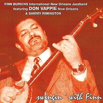 Swingin' with Finn (feat. Sammy Rimington & Finn Burich)