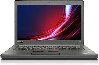 "Lenovo ThinkPad T450 14"" Laptop, Intel Core i5 5300U 2.3Ghz, 16GB DDR3 RAM, 256GB SSD Hard Drive, Webcam, Windows 10"