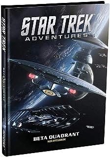 Modiphius Entertainment Star Trek Adventures RPG Beta Quadrant