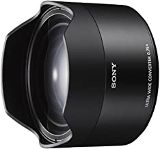 Sony SEL075UWC 21 mm f/2.8-22 Ultra Wide Converter Lens for Mirrorless Cameras