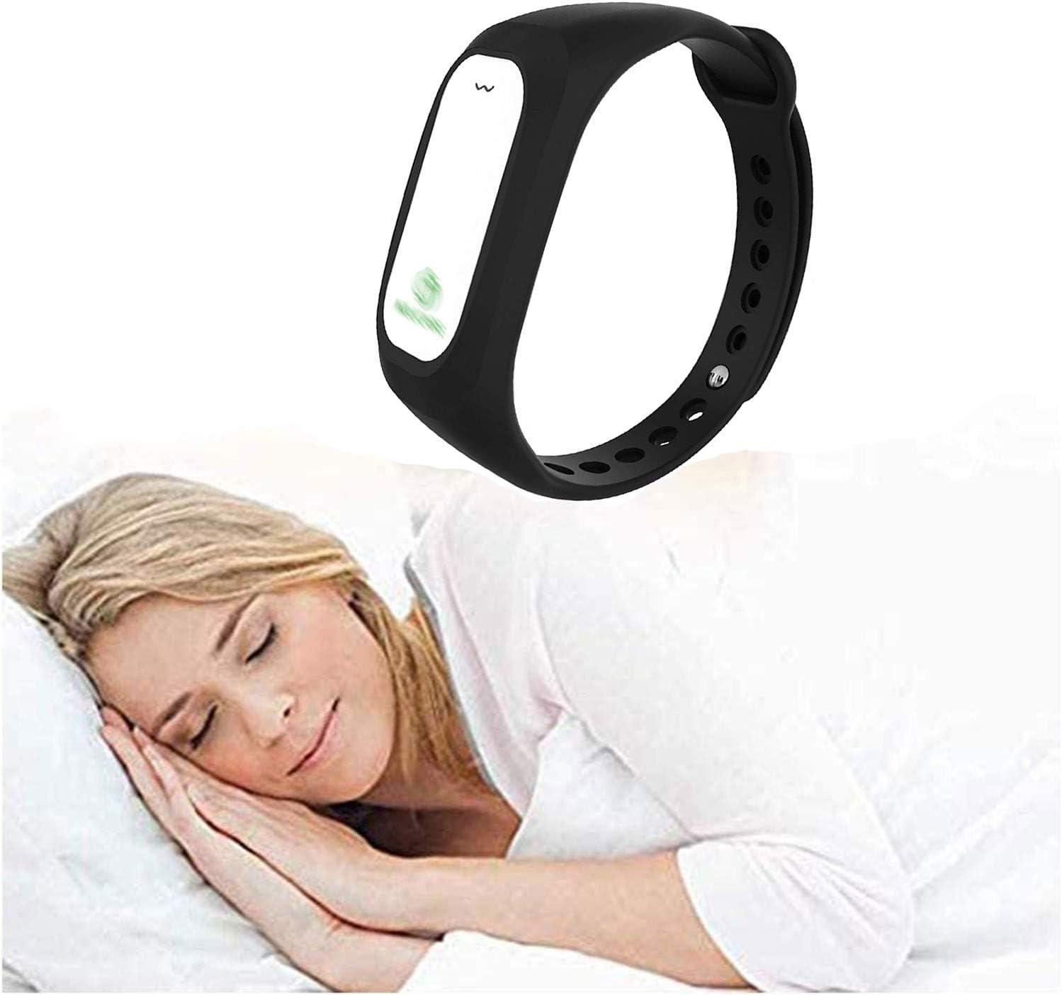 FGHHM Smart Anti-Snoring Omaha Mall Device Anti Ai Band Wrist Snoring Clearance SALE! Limited time! Sleep