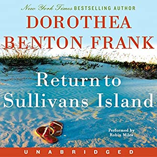 Return to Sullivans Island audiobook cover art