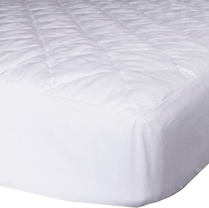 Amazon Com Ab Lifestyles Bunk Size Mattress Pad Mattress Cover For Rv Or Camper Bunk Bed Size 34x75 Sports Outdoors