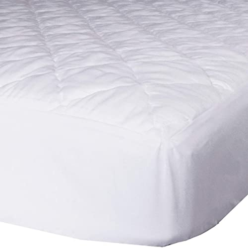 short queen mattress pad Short Queen Mattress Protector: Amazon.com short queen mattress pad