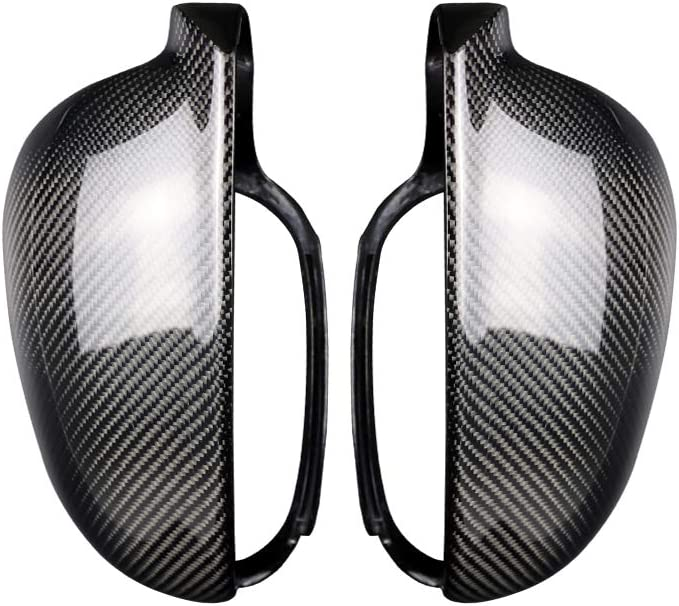 Branded goods Car Carbon fiber Side Mirrors Cover Wing De Replacement Factory outlet