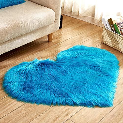 alfombra en forma de corazon fabricante DWAC