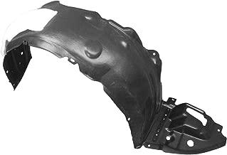 KA LEGEND Front Passenger Right SideFender Liner Inner Panel Splash Guard Shield for Corolla 2014-2016 53875-02460 TO1249178