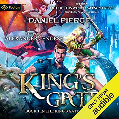 King's Gate cover art