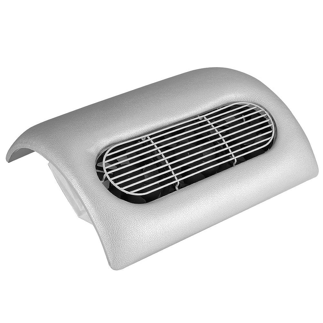 マント底微視的ネイルダストサクション、サロンアートジェルポーランドマニキュア掃除機実用サロン洗浄装置