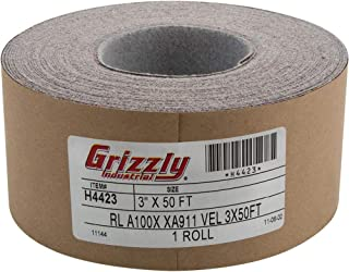 Curve Gouge Slipstone Grizzly Industrial H3102 240 Grit