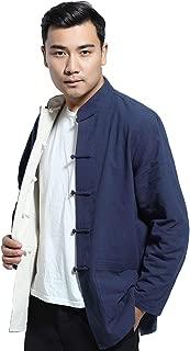 ZooBoo Kung Fu Jacket Clothing - Both Sides Chinese Traditional Tai Chi Qi Gong Martial Arts Cloths Apparel Clothing
