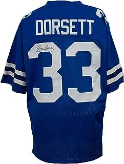 tony dorsett jersey blue