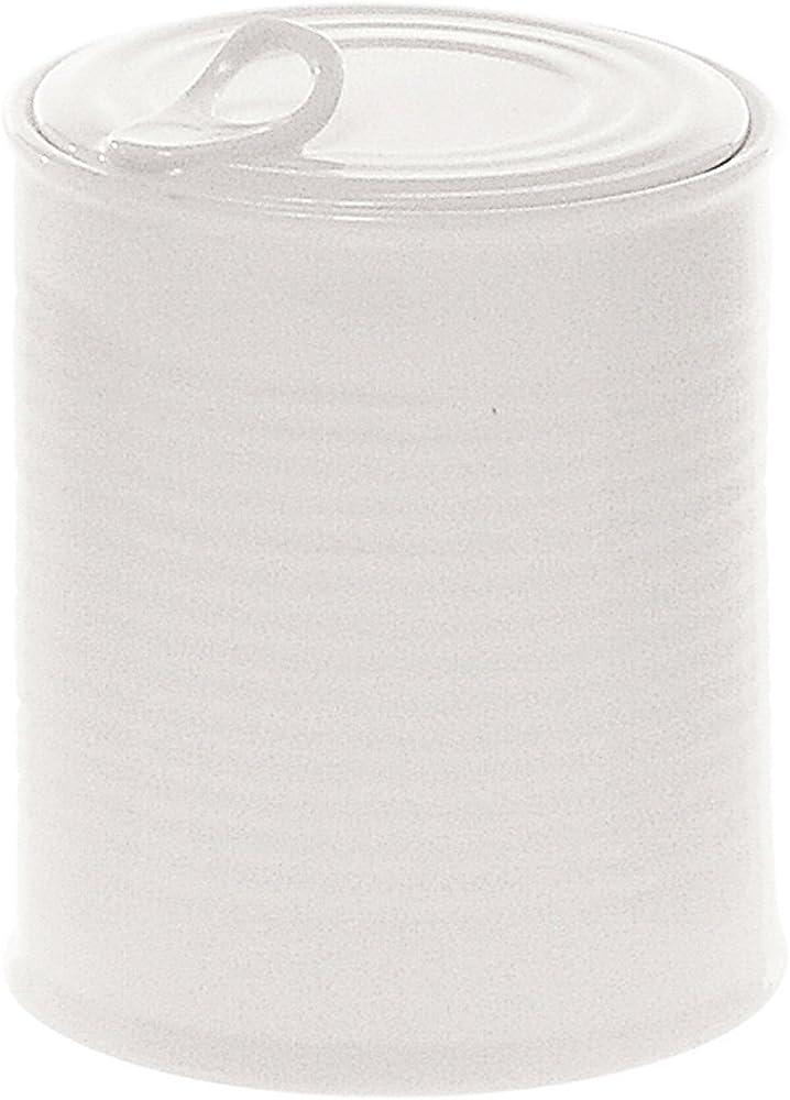 Seletti barattolo per lo zucchero,  in porcellana Ø cm.10 h.11,8 126317