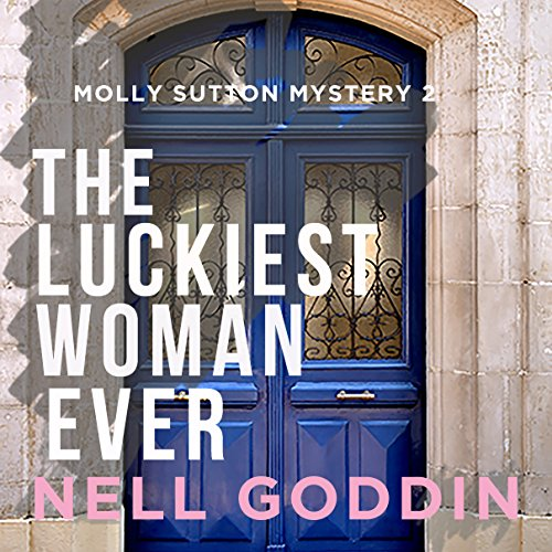 The Luckiest Woman Ever audiobook cover art
