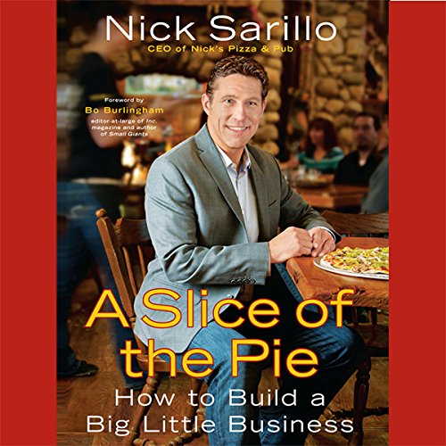 A Slice of the Pie audiobook cover art