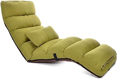 MDBLYJBay Window Chair, Lazy Sofa Folding Detachable Chair Chair Window Chair @ (Color :