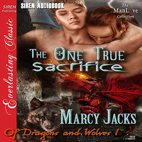 The One True Sacrifice audiobook cover art