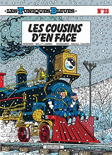 Les Tuniques bleues, tome 23 : Les cousins d'en face