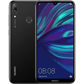 """Huawei DBU-LX3 Y7 - Smartphone de 6.26"""", Negro"""