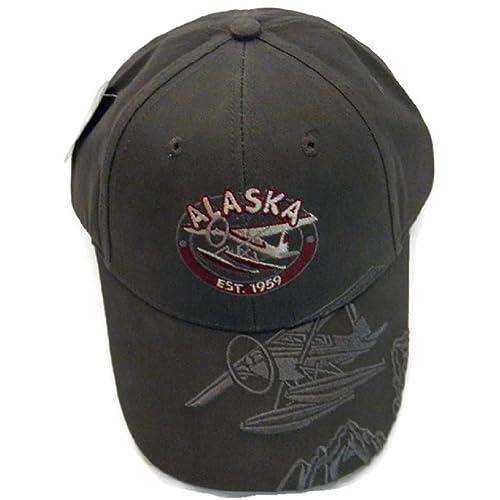 Alaska Bush Float Plane Est. 1959 Adult Ball Cap Hat OSFA 4ac9f75f6d54