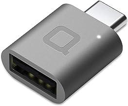 nonda World'S Smallest USB-C to USB-A 3.0 Mini Adapter,