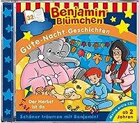Benjamin Bluemchen Gute-Nacht-Geschichten 32: Der Herbst ist da