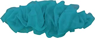 Echarpe turquesa. Echarpe, pañuelo, bufanda, foulard de seda natural pintada a mano turquesa. Este echarpe forma parte de ...