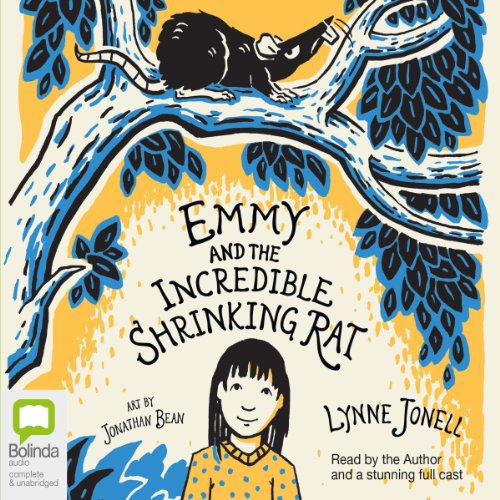 Emmy and the Incredible Shrinking Rat cover art