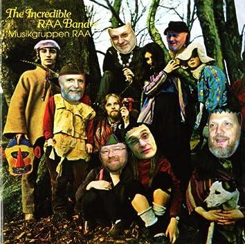 RAA: The Incredible RAA Band